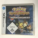 Pokemon Mystery Dungeon DS