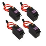 4x TowerPro Servo MG995 + Metallgetriebe