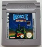 Rescue of princess Blobette - Gameboy