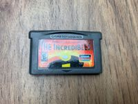 Gameboy Advance Spiel The Incredibles