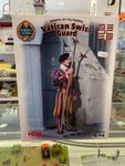 Icm 1:16 kit Vatican Swiss guard