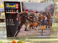 Revell 1:72 kit German soldiers