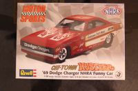'69 Dodge Charger Funny Car Revell 1/25