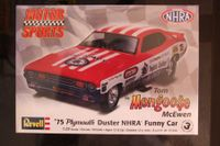 75 Plymouth Duster Funny Car Revell 1/25