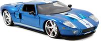 Fast and the Furious Ford GT Jada 1:24