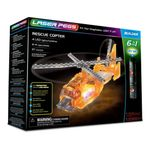 LASER PEGS - 6-in-1 Rescue Copter 4 LED