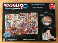 Puzzle Wasgij Mystery 10 - 1000 Teile