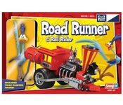 Road Runner and the Rail Rider