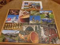 Ravensburger Puzzle Swiss Collection