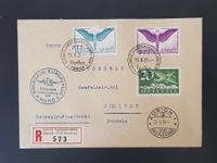 Swissair Flug Nord R-Brief 1938