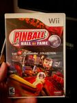 Wii Williams Pinball Collection US