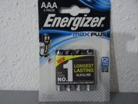 Energizer max plus AAA, 4erPack, 12-2030