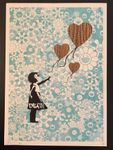 DEATH NYC «Girl With Balloons»