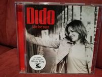 Dido - Live for rent CD Portofrei