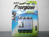 Energizer eco advanced, AAA, 4er Pack