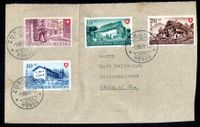 1949 Briefvorders Satz-Bundesf 1949