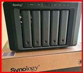 Synology NAS DS1513+  TOP, inkl. Support