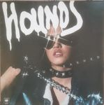 Hounds – Unleashed / Power Pop/ VG+ VG+
