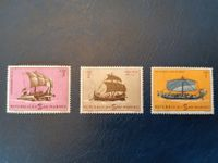 **Timbres Collect. Bateaux San Marino**
