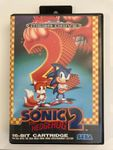 Mega Drive Spiel - Sonic the Hedgehog 2