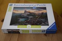 ABENDS IN DEN ROCKY MOUNTAINS - Puzzle