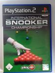 PS2 - International Snooker Championship
