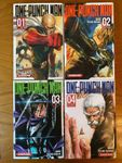 One Punch Man - Tomes 1 à 4
