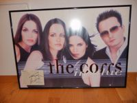 Poster inkl. Autogramme The Corrs
