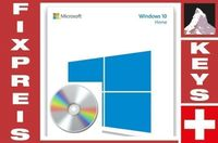 Win 10 Home auf bootable DVD