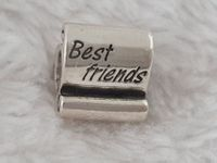 "Pandora Charm ""Best Friends"" Silber"