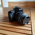 Sony DSLR Alpha a230 Kit