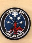 Patch Swiss Air Force SCOTNIGHT