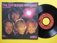 """ABBA 7"""" THE DAY BEFORE YOU CAME"""