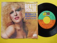 """BETTE MIDLER 7"""" KNIGHT IN BLACK LEATHER"""