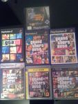 Sony Playstation GTA sammlung