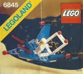 LEGO 6845 Classic Space – Cosmic Charger