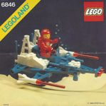 LEGO 6846 Classic Space – T-S Voyager