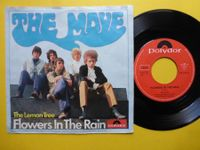 "THE MOVE 7"" FLOWERS IN THE RAIN"
