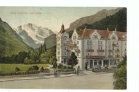 HOTEL Touriste Interlaken 1908