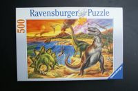 Dinosaurier Puzzle 500