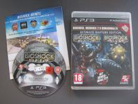BIOSHOCK ULTIMATE RAPTURE EDITION / PS3