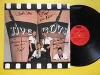 JIVE BOYS *LP* SAME (signiert)