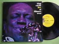 KING CURTIS *LP* LIVE AT FILLMORE WEST