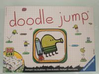 Doodle jump board game