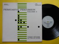 TERRY SNYDER *LP* PERSUASIVE PERCUSSION