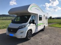 Wohnmobil Forster A699 VB Alkoven