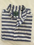 Gitman Vintage - Blue stripes shirt