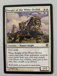 MTG Knight of the White Orchid
