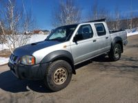 NISSAN Double Cab 4WD