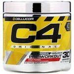 C4 CELLUCOR PRE WORKOUT BOOSTER 195g